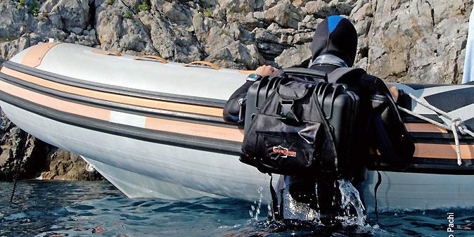 Vous recherchez une valise étanche backpack de petite dimension