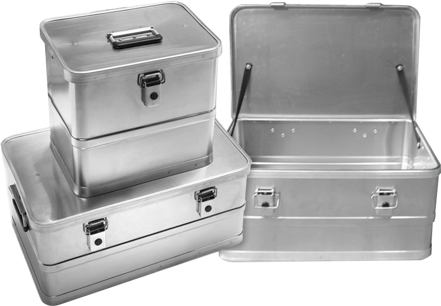 Vous recherchez une caisse en aluminium de marque Defender